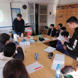 Cyprus Piloting Secondary Schools